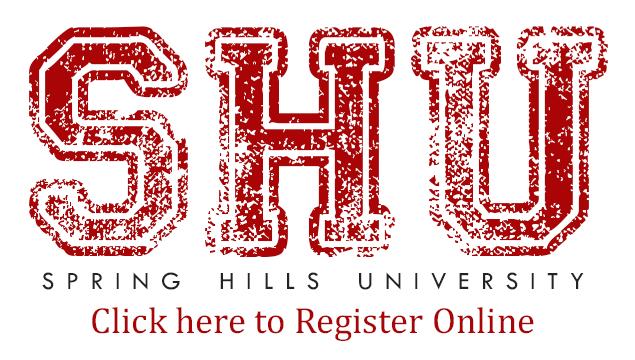 Spring Hills University Fall14