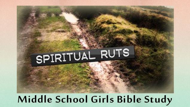 Middle School Girls Bible Study