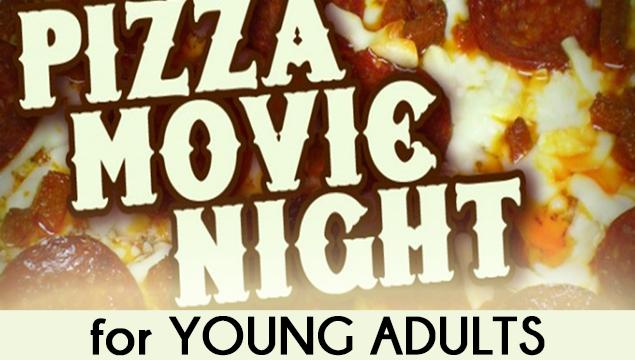 YA Pizza and Movie