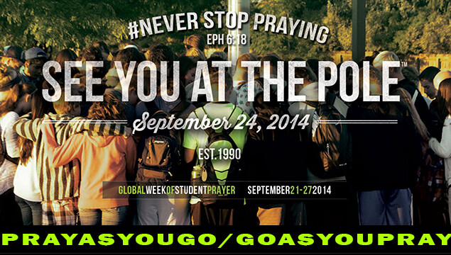 See You at the Pole 2014