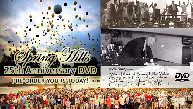 SHBC 25th Anniversary DVD