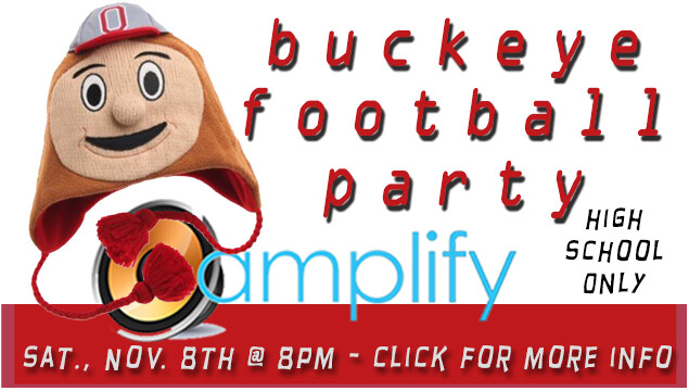 Youth Buckeye Football Party - High School Only