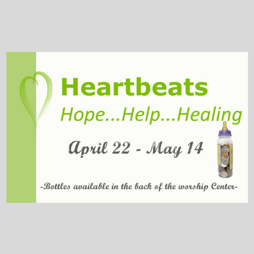 Heartbeats Bottles for Life Campaign 2017