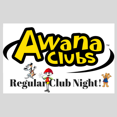 AWANA Regular Club Night