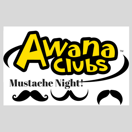 AWANA Mustache Night