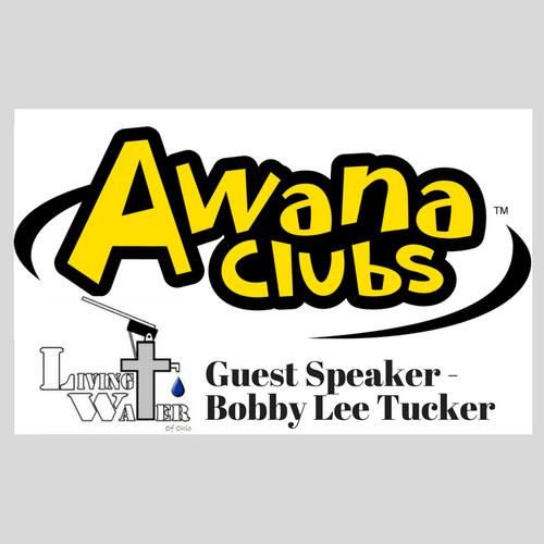 AWANA Guest Speaker Night
