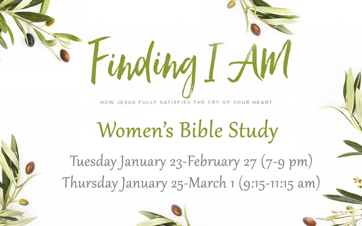 Women's Winter Bible Study - Thursday