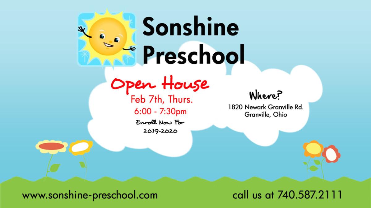 Sonshine Open House