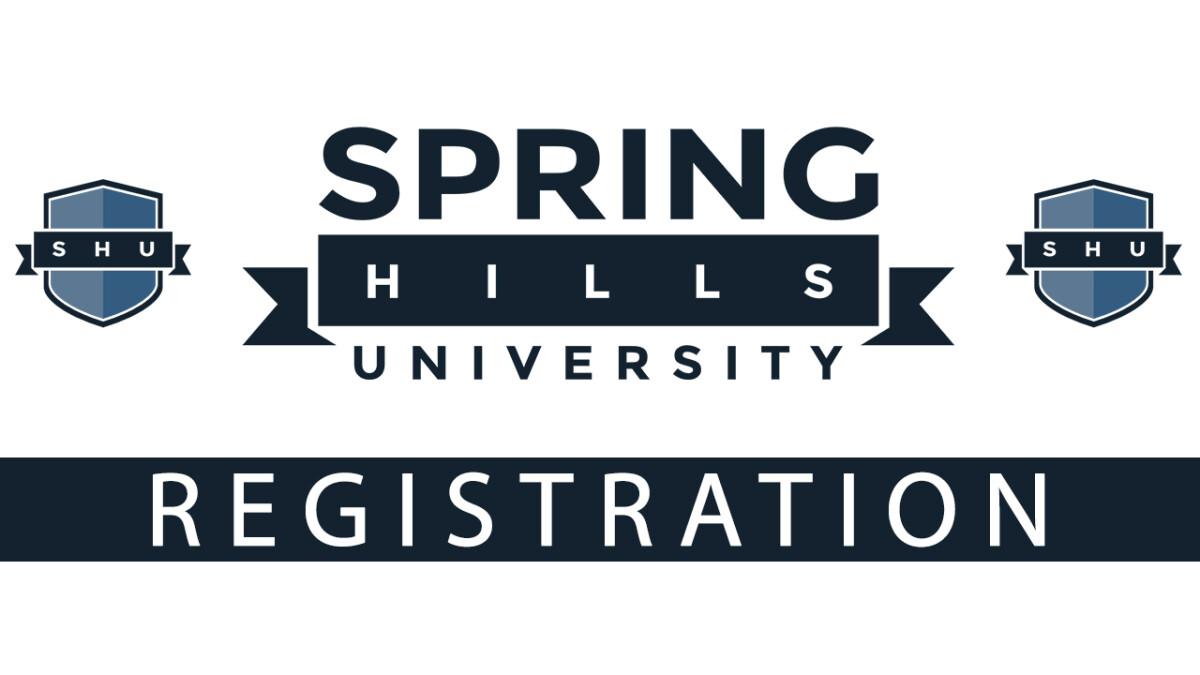 Spring Hills University Registration
