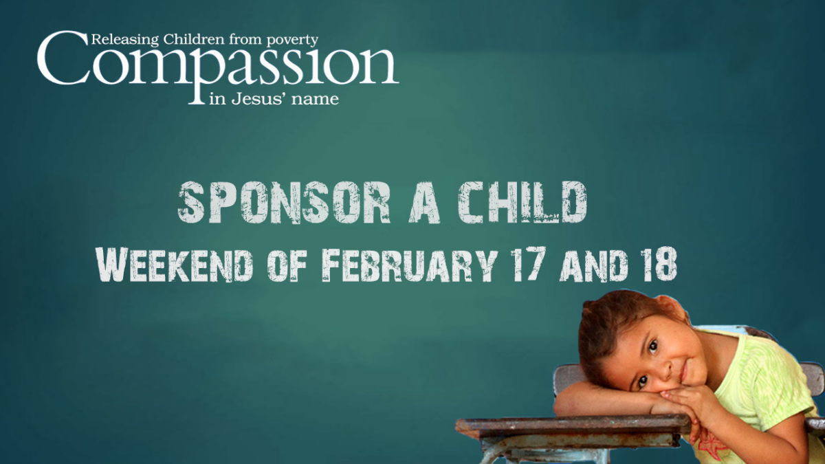 Compassion Weekend