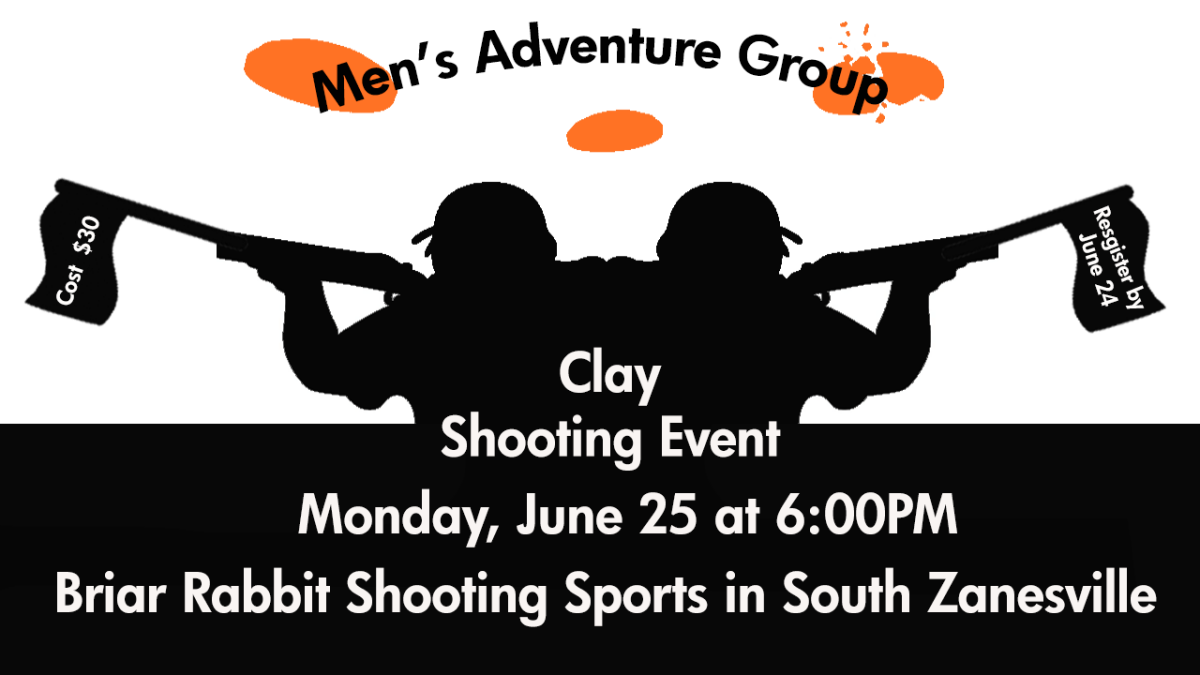 Men's Adventure Group Sporting Clay Shooting Event