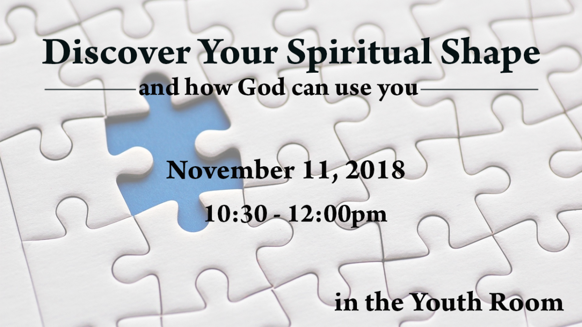 Discover Your Spiritual Shape and How God Can Use You