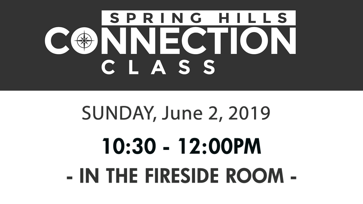 Spring Hills Connection Class
