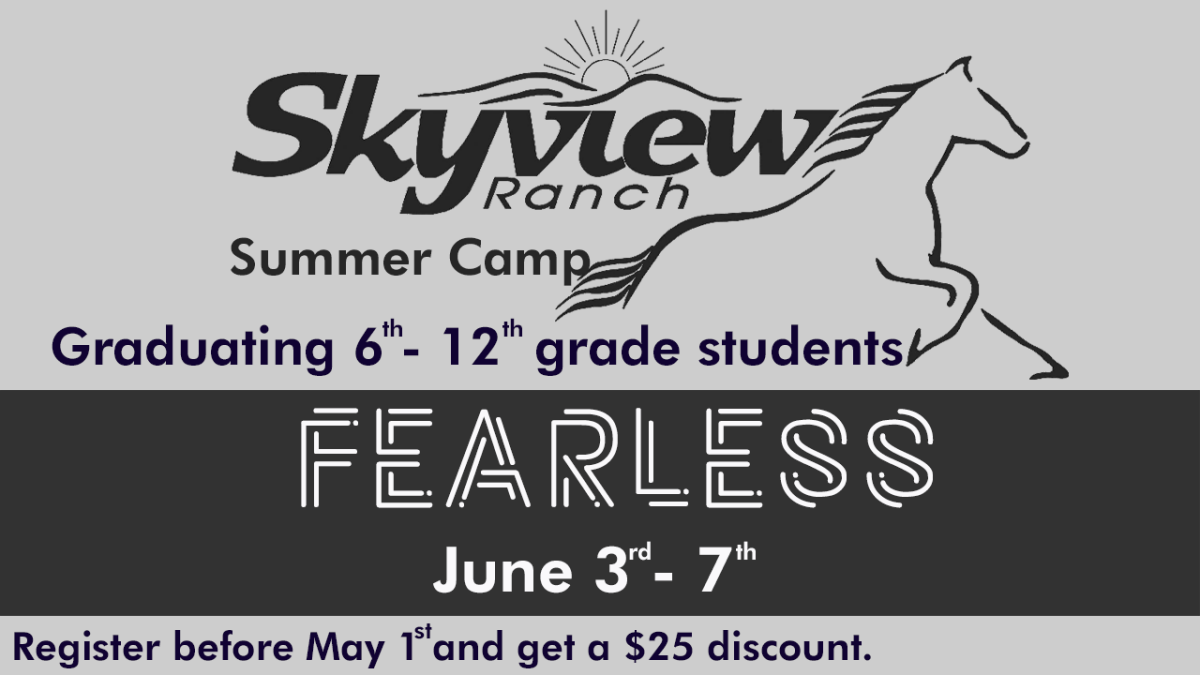 Skyview Ranch Camp Registration