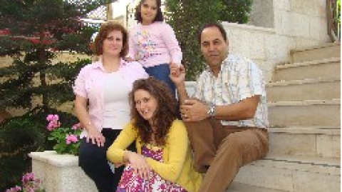 Middle East Mission - Khlaif Family