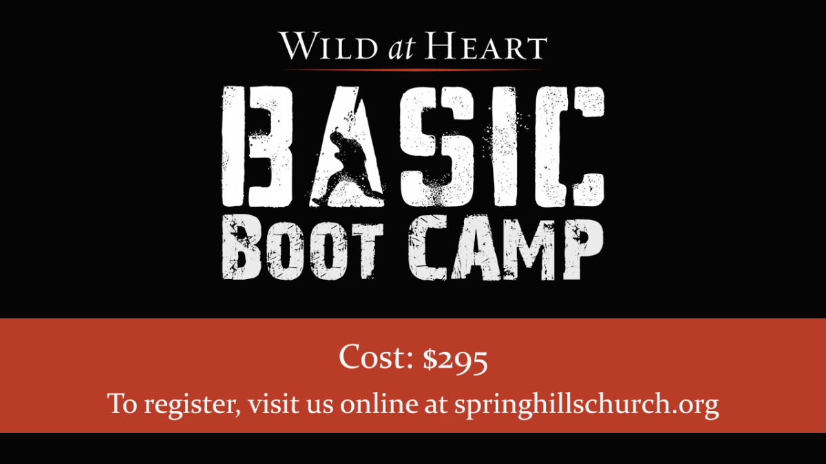 Wild at Heart Basic - Boot Camp Weekend