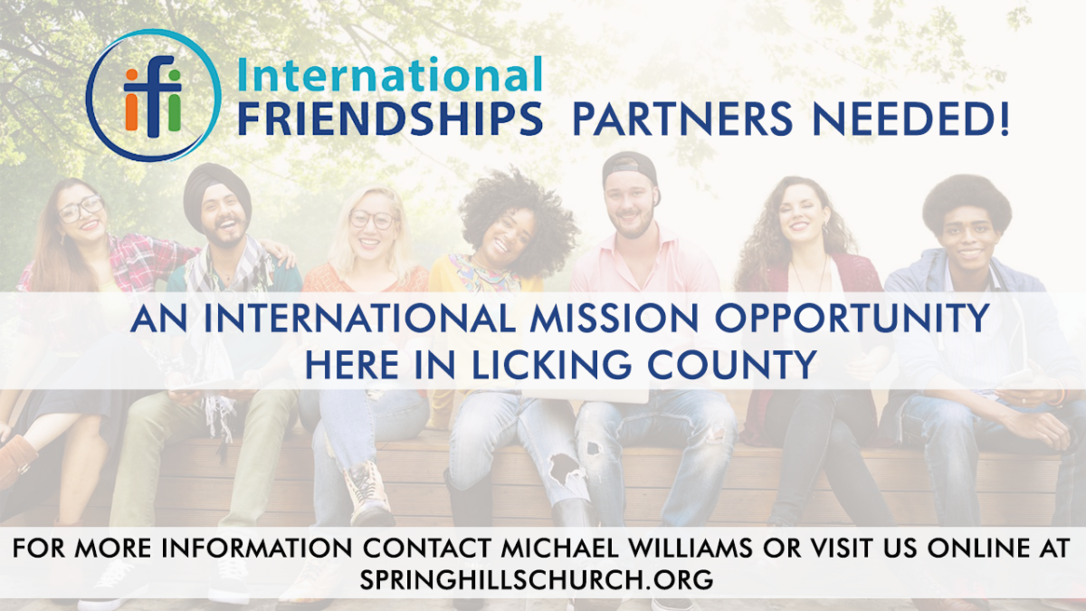 International friendships partners