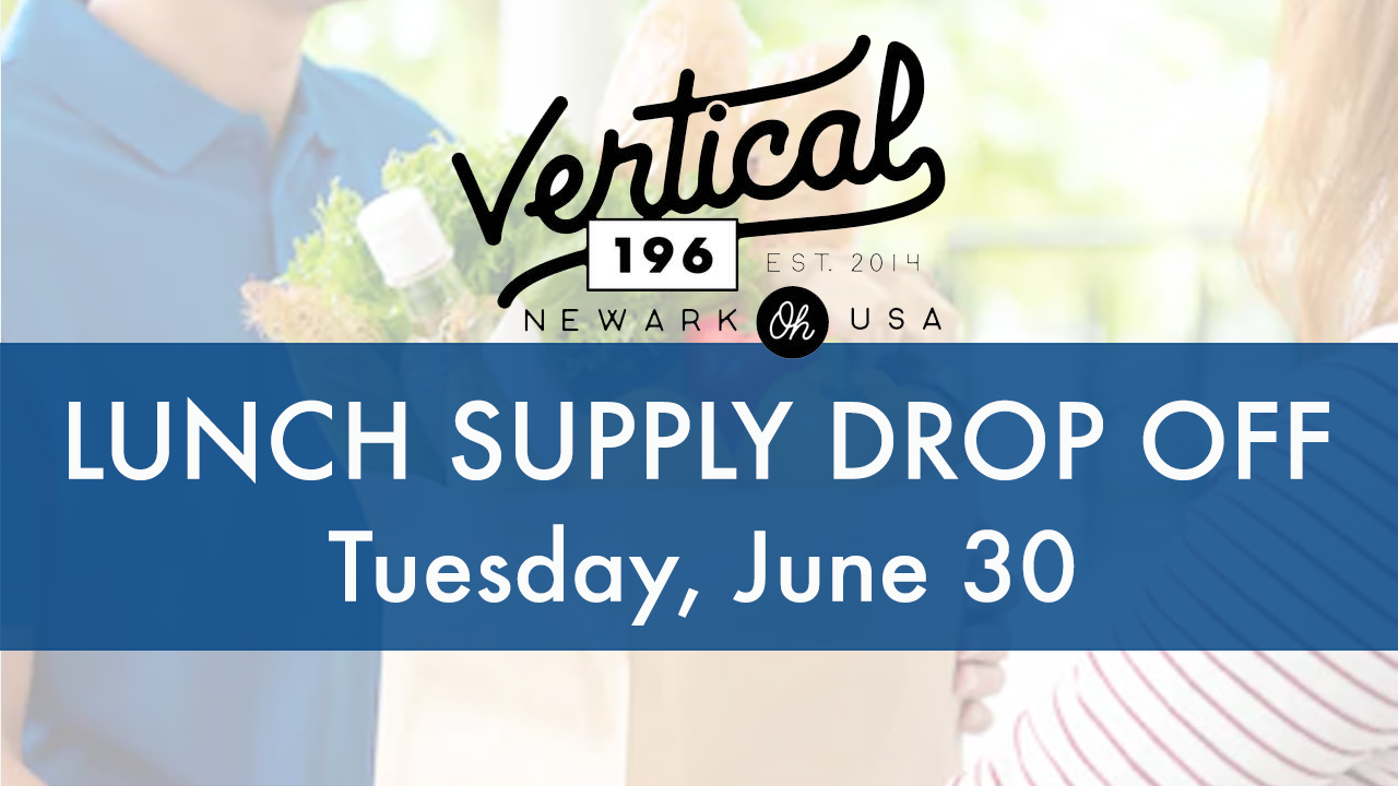 Lunch Supply Drop-Off - Tuesday, June 23