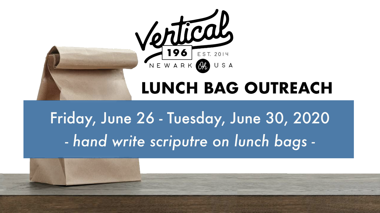 Vertical 196 Lunch Bag Outreach