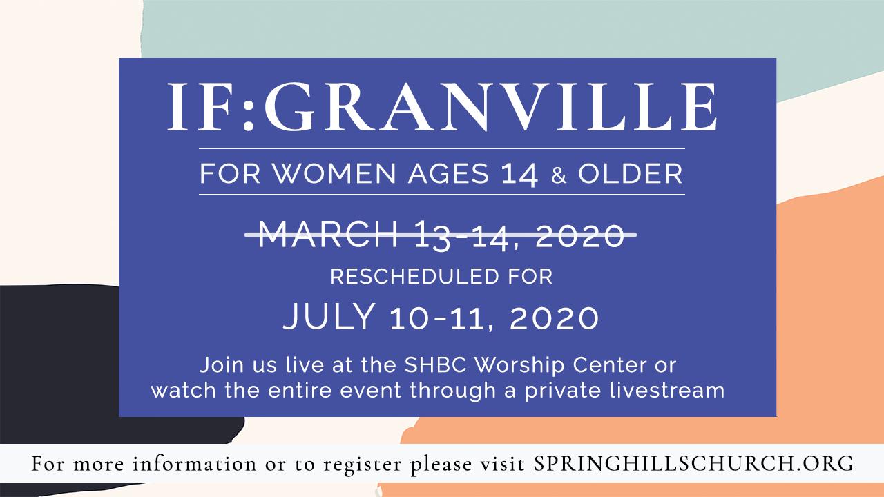 IF:Granville 2020