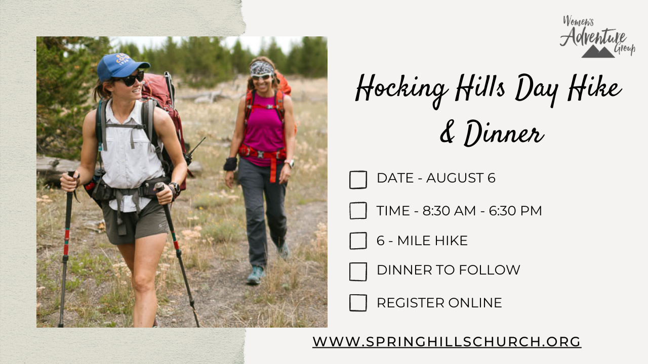 Hocking Hills Outdoor Adventure