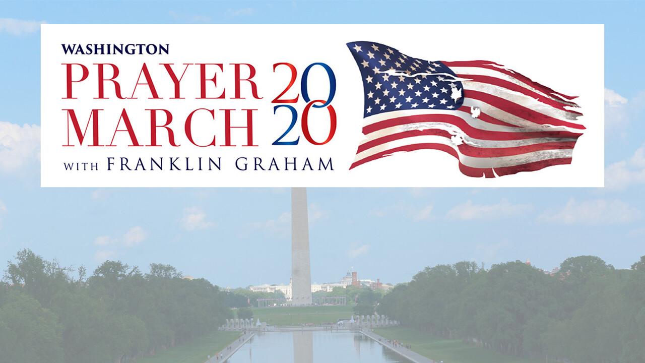 Washington, D.C. Prayer Rally
