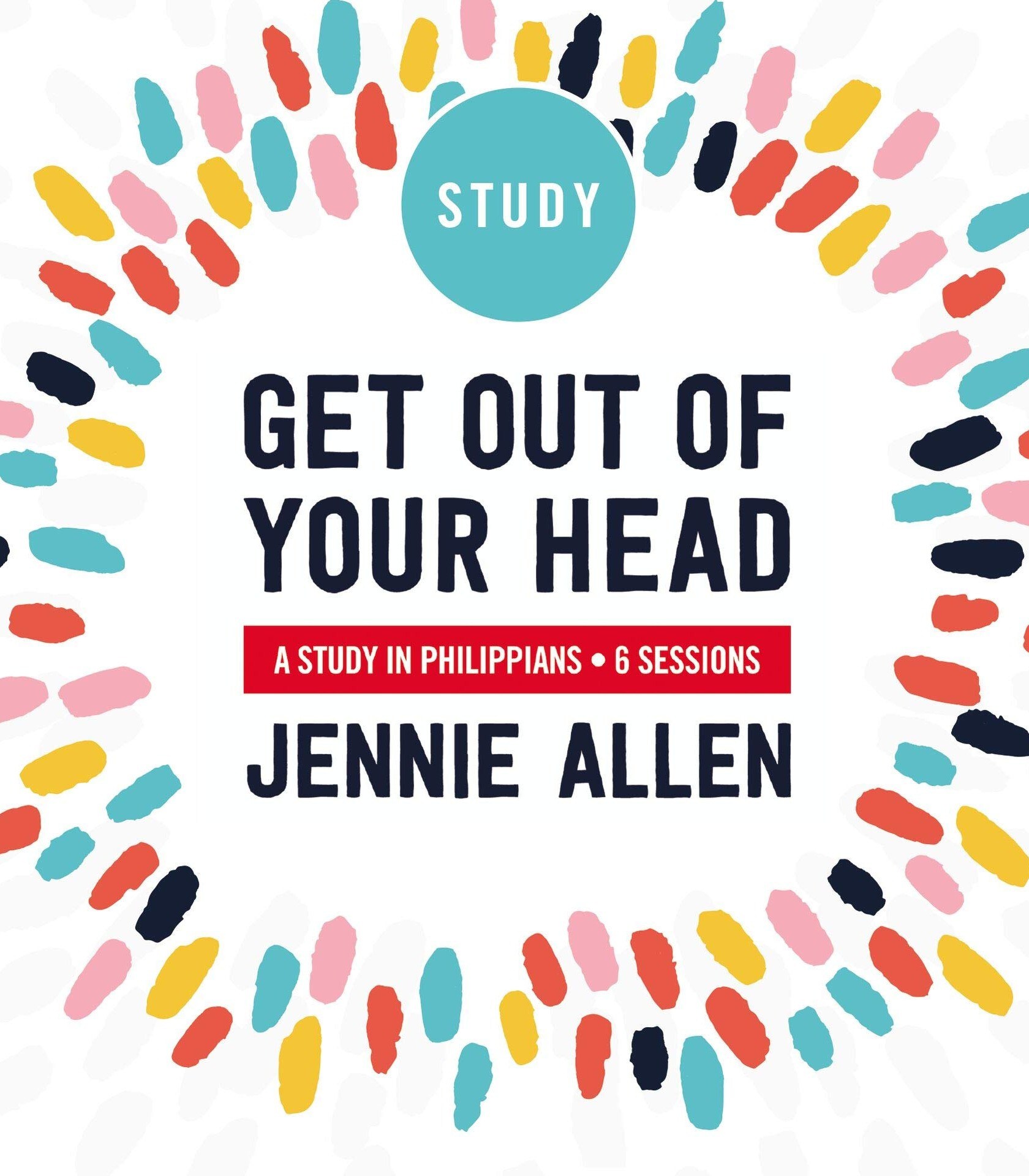"""Get Out of Your Head"" Women's Book Study"