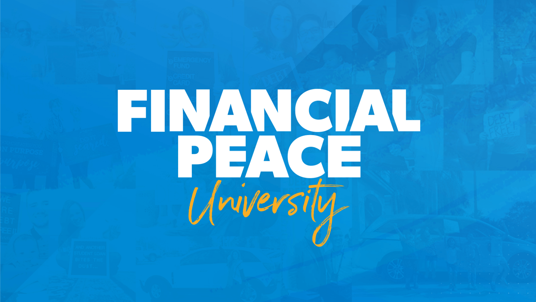 Financial Peace University (FPU) - starts February 21