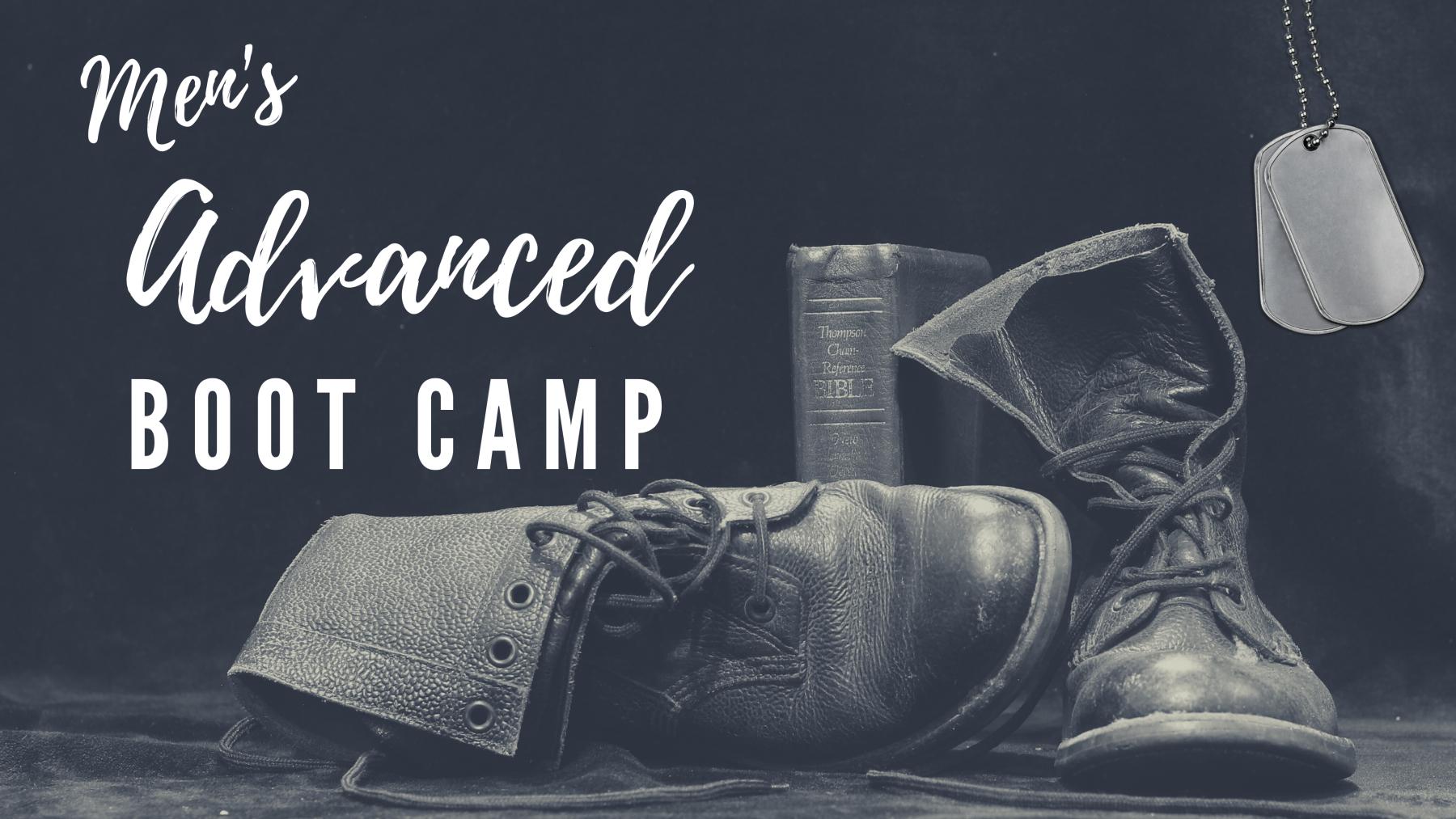 Men's Advanced Boot Camp