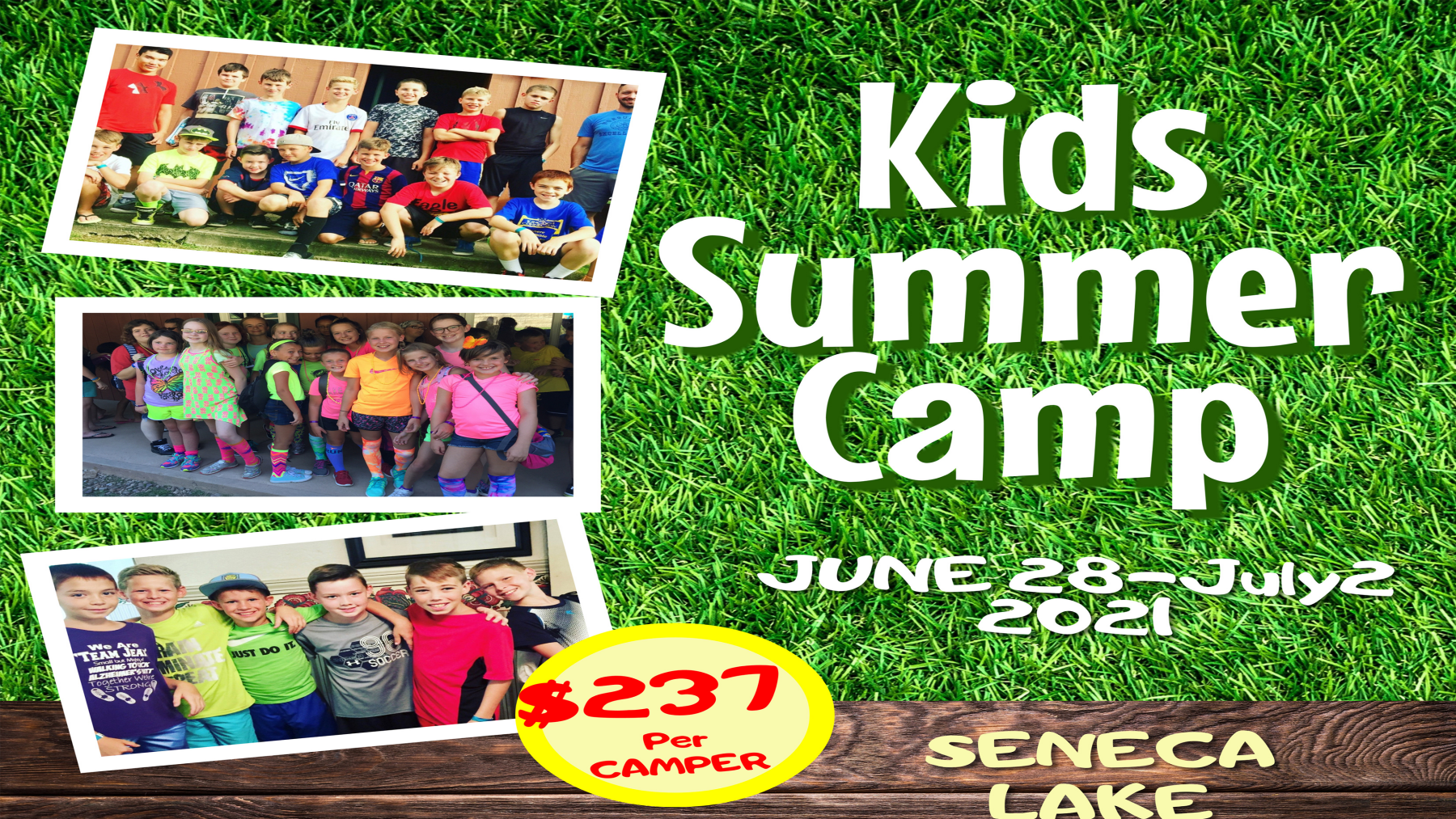 Kids Summer Kamp