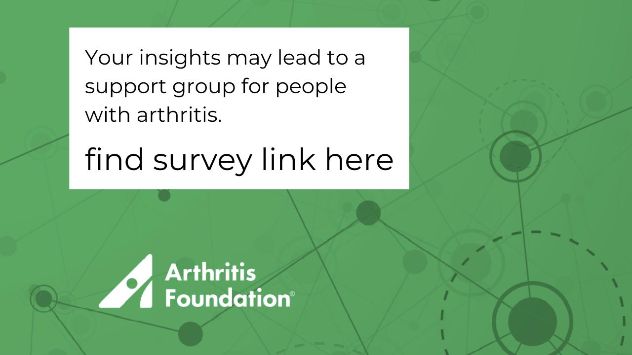 Arthritis Survey