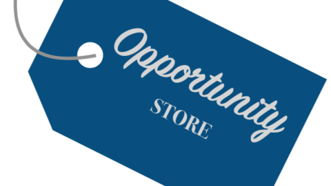 Look Up Opportunity Store