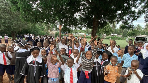 90 Kenyan Orphans Sponsored!