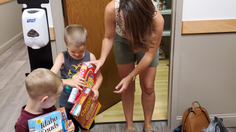 His Hope Food Share